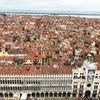 ベネチアの見所は鐘楼に始まり、ドゥカーレ宮殿で1日は終わる