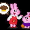 童謡 The Muffin Man - マフィン売りのおじさん