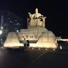 韓国旅行二日目(7)。ソウルに戻って鍾路3街に宿を確保。さらに夜歩き