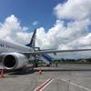 シルクエアー B737-800 ビジネスクラス搭乗記【シンガポール⇔ジョグジャカルタ】