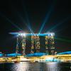 【SG旅行記2日目】シンガポールの夜景がとても素晴らしかった【2017.09.02】