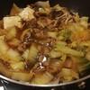 簡単!絶品!豚コマすき焼きのレシピ