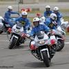 第49回 岩手県警察 県下白バイ安全運転競技大会 2018