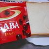チョコレート応用シリーズ「グリコ・ギャバミルクのトースト乗せ」