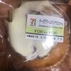 チーズクリームのシナモンロール