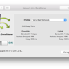 Network Link ConditionerのVery Bad Networkは役立つ!