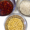 豆を塩で煮とけばなんとかなる—手亡豆、ひよこ豆、レッドキドニービーンズ