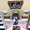 「LIVEステージペーパークラフト」!早速作成しました!