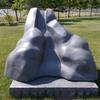 旭川空港→東神楽町 彫刻放浪:旭川市・東神楽町・東川町・愛別町(1)
