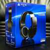 PS3 用ワイアレスヘッドホン(SONY Wireless Stereo Headset)のパッド交換