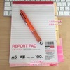 A5のレポートパッド(7㎜)