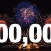 10万view突破しました!