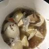 カレー(煮物リメイク)と人参の和風グラッセの作り方