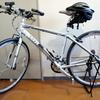 自転車楽しい。超楽しい。
