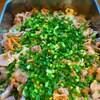 豚肉と白菜の辛味噌炒め