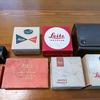 ミントコンディション LEICAアクセサリーシリーズ
