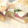 【春の新作】ドトールのミラノサンドカマンベール&プロシュートを食べてみました!