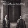 圧倒的な出来栄え! F.P.ツィンマーマン&ヘルムヒェンによるベートーヴェンのヴァイオリン・ソナタ全曲録音第2弾は第5番「春」、第6番、第7番