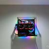 壁掛け自作PCを組む! #09「組み立て完成編」LEDテープライトで自作PC史上最高の美しさ!