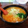 担々麺@ラーメンハウス蘭蘭 & 48円アイス@セーブオン
