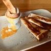 イギリスの朝食: Egg and Soldiers エッグアンドソルジャーズ
