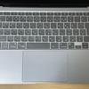 AMOVO Macbook air 13 2020 A2179用 キーボードカバー JIS 日本語配列を購入
