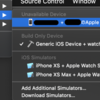 Apple Watchアプリ(WatchKit App, WatchOS)の実機検証時のトラブルを諸々解消