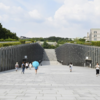 世界的建築家ドミニク・ペロー設計 梨花女子大学 ふらっと韓国建築Part1