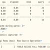 Oracleのトレースログをtkprofで整形するバッチファイル