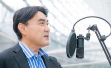 日本語教師プロファイル近藤冨士雄さん―アナウンサー×日本語教師として
