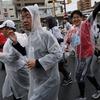 2020高知龍馬マラソン 初の雨スタート