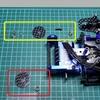 【Mini-Z】FMG(ファイブミニッツジムカーナ)の車両の使用パーツと工夫ポイントの解説  ~リア周り編②~