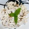 【簡単料理編】ゆで鶏胸肉の梅マヨ混ぜ