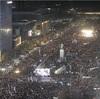 朴氏退陣求め26万人デモ…野党は組織的に参加