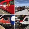 旅の羅針盤:「チューリッヒ~ルツェルン」&「チューリッヒ~ツェルマット」で利用した電車 ※スイス旅行では、「スイストラベルパス」がオススメ!!