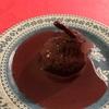 洋梨のワイン煮のデザート レシピ