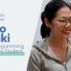 プログラミング初心者からのFoundations course 〜鈴木明子さん〜 (受講中インタビュー)