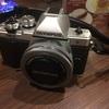 デジタル一眼レフカメラを買いました!