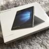 11月29日:Surface Go LTE が我が家にやってきました