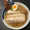 麺屋ひょっとこで和風焼豚柳麺(銀座)