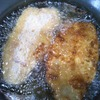 トンカツと芋煮