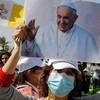 ローマ教皇のイラク訪問の目的は、キリスト教徒を鼓舞するため