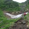 2020-7-10~12 羅臼岳(木下小屋登山口)→硫黄山(カムイワッカの滝下山)縦走