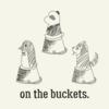 【on the buckets】2020/1/19に初ライブが決まりました。