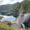 北海道・豊平峡ダム/10月上旬、紅葉には早かった【札幌紀行3】
