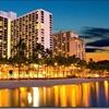 JALのCAさん御用達のハワイのホテル、ワイキキビーチマリオットのお部屋アップグレード宿泊記と評価。