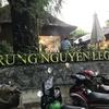 Trung Nguyen Lagend Cafeでシントーとベトナムコーヒーをいただく