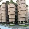 シンガポールの省エネ建築