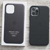【写真29枚】iPhone 12 Pro 純正レザーケース - ブラックを買ってみた