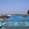 【釣り場調査】高知県土佐市・竜の浜横の漁港はどんな釣り場?(漁港)